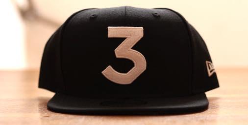 Chance the Rapper の「3」のキャップは普通にかっこいい…