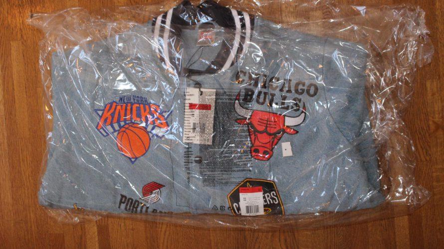 Supreme NBA のド派手 チームジャケット