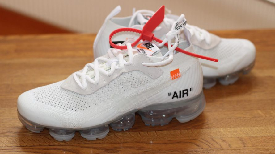 """THE TEN"" Nike Vapormax x Off-White 画像20点超"